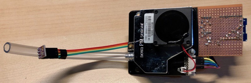Hold your Breath for this Air Quality Sensor – Neon